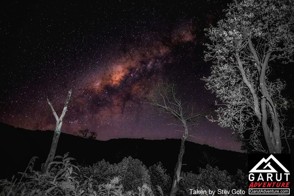Milkyway Papandayan