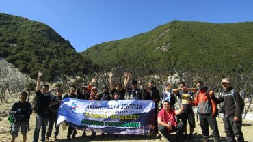 Private Trip Gunung Papandayan